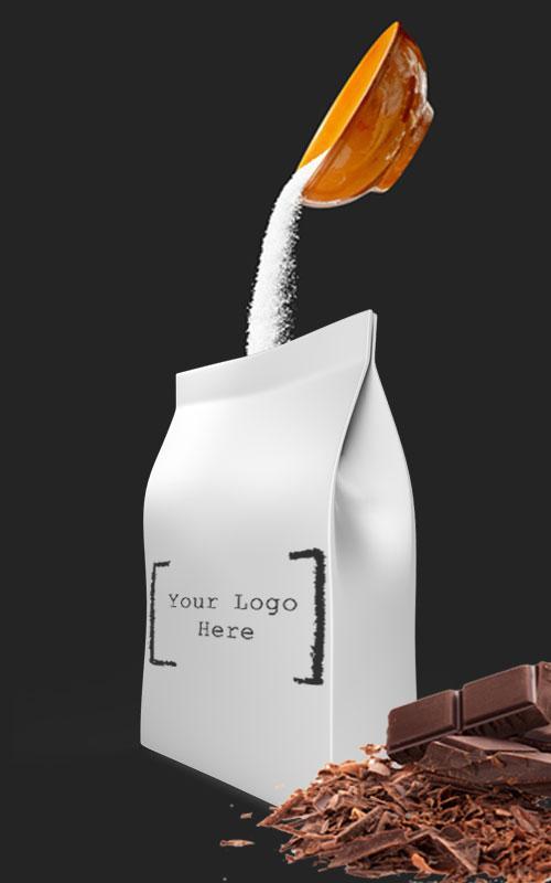 Custom blend chocolate