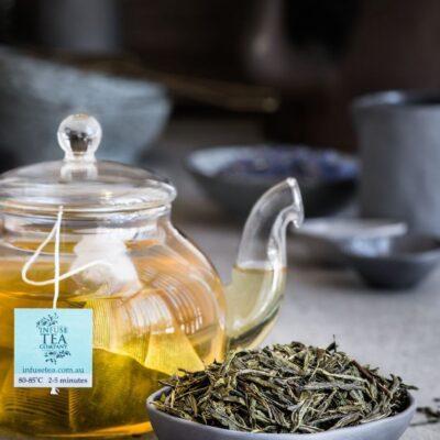 China Jasmine Green – Pouches 100's